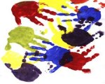 Picture of hand prints