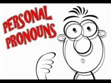 personal-prounouns